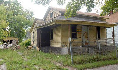 75ドルの家