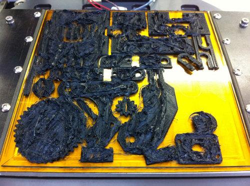 3Dプリンター失敗集14