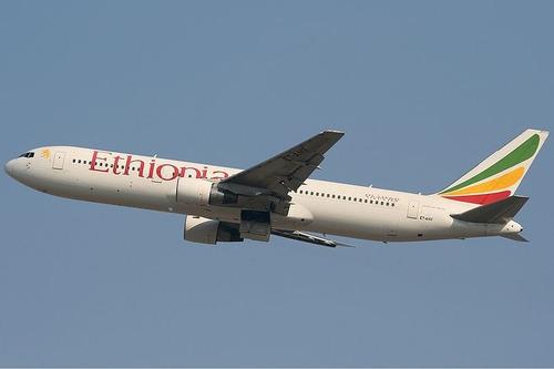 エチオピア航空がハイジャック00