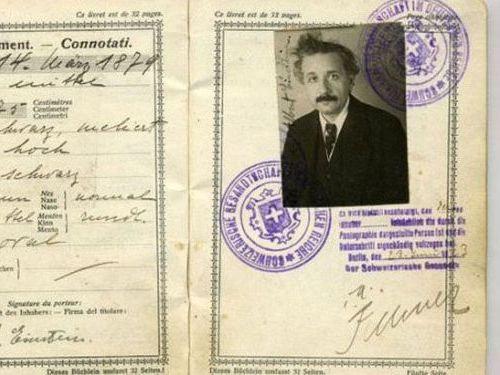 歴史上の有名人のパスポート00