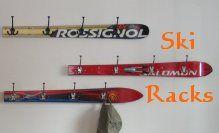 いらなくなったスキー板を活用する方法09