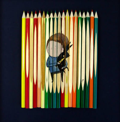 鉛筆アート03