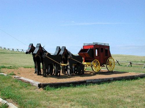 ノースダコタの彫像11