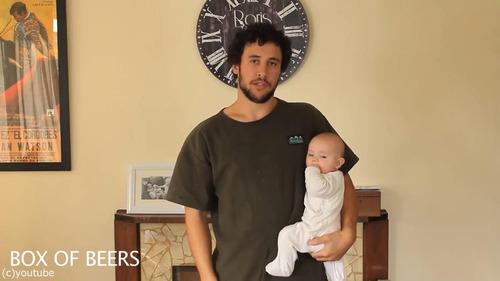 「赤ちゃんの抱き方」08