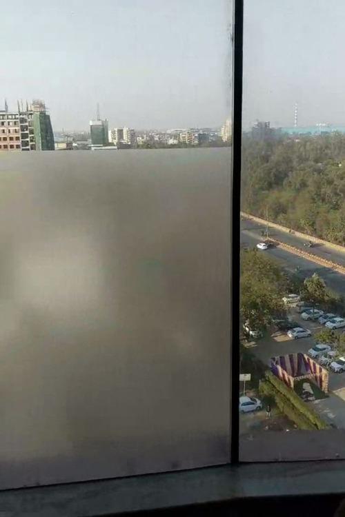 インドのホテルの窓02