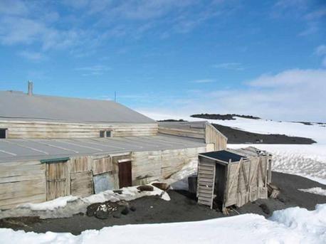 南極基地09