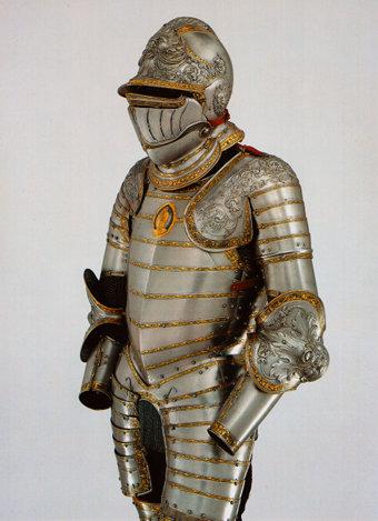 フィリッポ・ネグローリの甲冑15