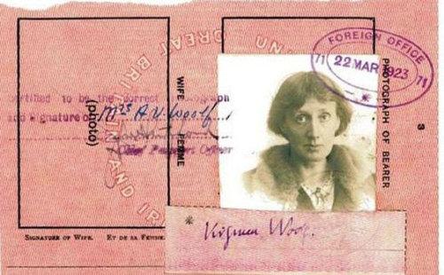 歴史上の有名人のパスポート08