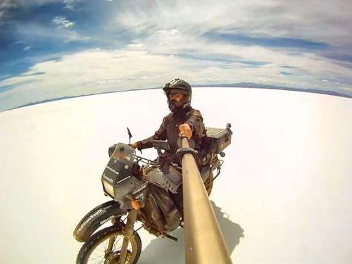 南北アメリカ大陸をバイクで走る00