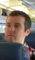 セラピーペットが飛行機に乗っている04
