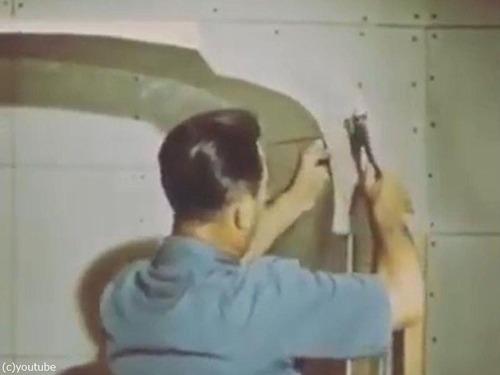 石膏ボードの職人芸05