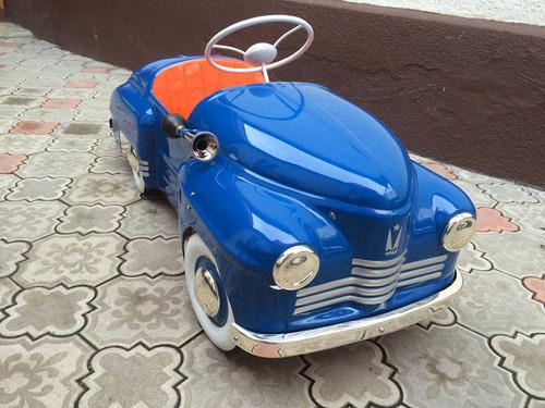 ソ連時代の子ども用のペダル車をレストア09
