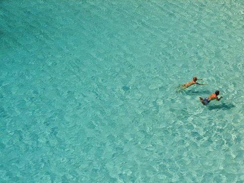 透明な海05