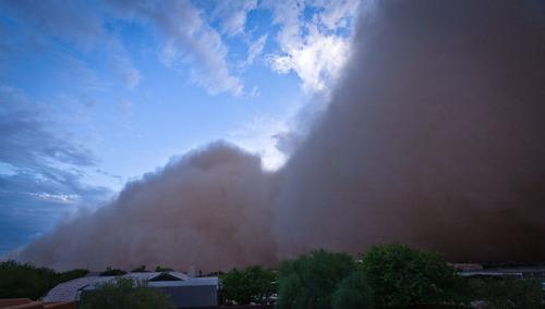 アリゾナ砂嵐03