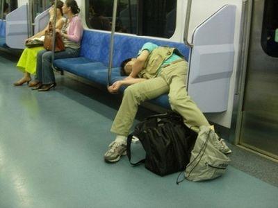眠たい日本人05