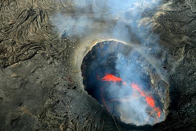 キラウエア火山01