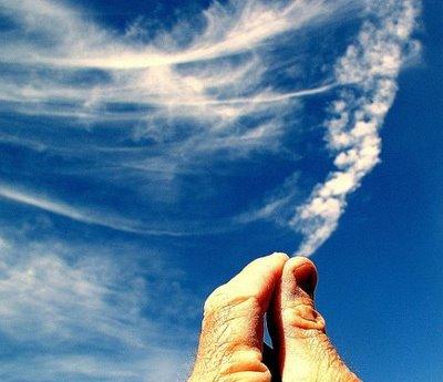 青空と白い雲さえあれば10