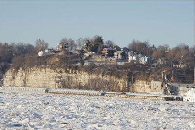 凍りついたミシシッピ川02