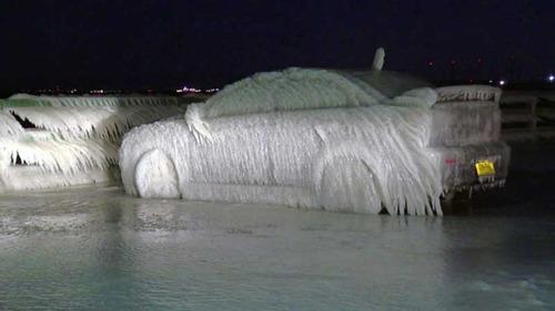 ニューヨークの大寒波01