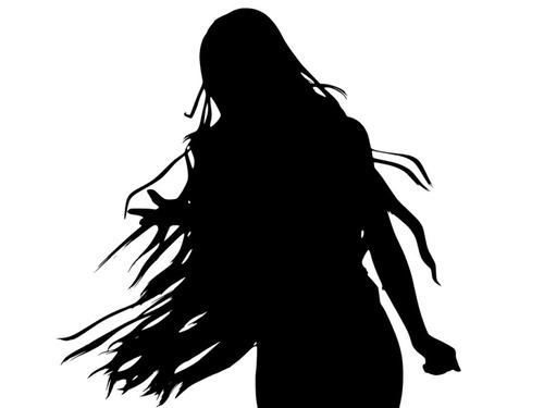 「彼女を見て、髪は女の命だと実感した…」とある雨の日の写真