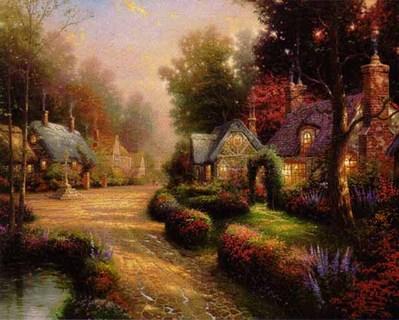 「光の画家」トーマス・キンケードの世界03