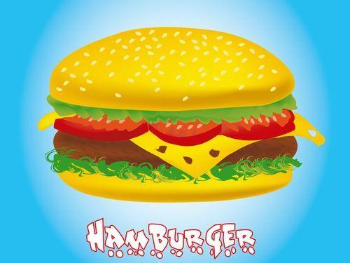 犬とハンバーガー00