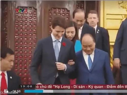 カナダとベトナムの首相02