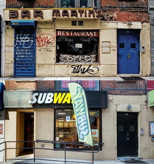 ニューヨークの10年前と今05