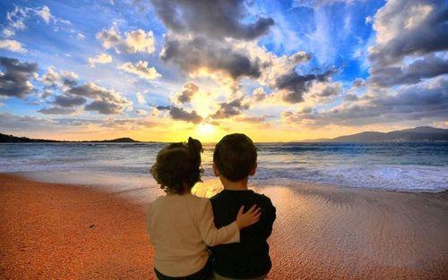 白血病の子供にフォトショップ22