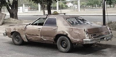 ポンコツ車06