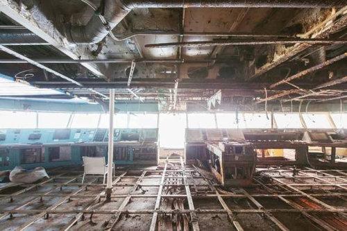 イタリア客船の座礁事故16