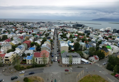 アイスランドの街並み04