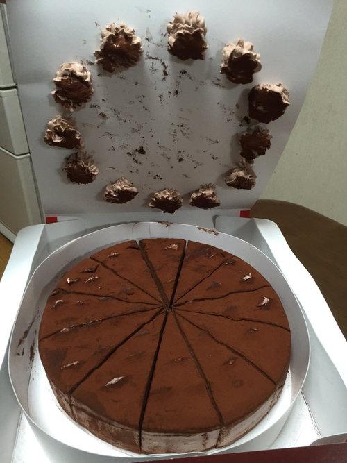 ケーキを買って人生最悪だったとき01
