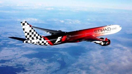 ペイント航空機16