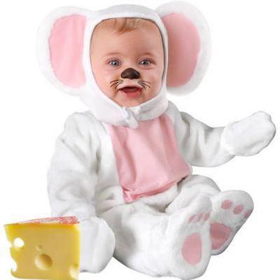 かわいい赤ちゃんコスチューム15