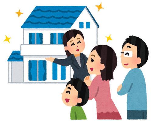 マイホーム購入者に質問