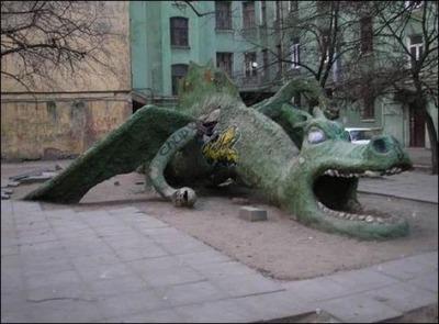 ロシア遊具17