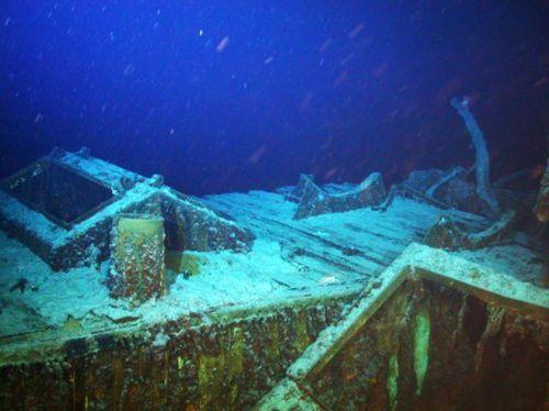 イギリスの商船を発見07