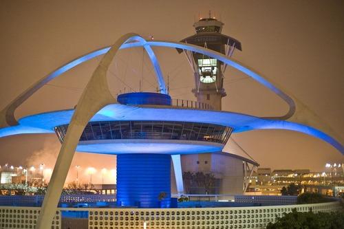 ロサンゼルス空港ターミナル400