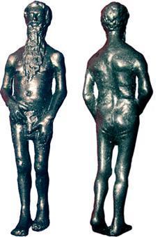 裸体姿のクレヨン05