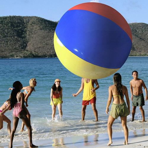 巨大ビーチボールのアマゾンレビュー02