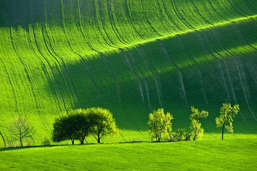 モラヴィアの風景11
