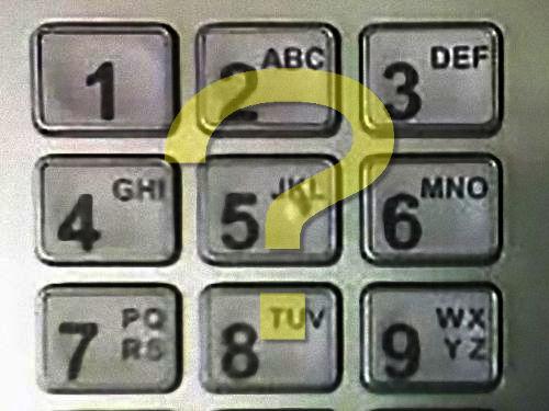 暗証番号00