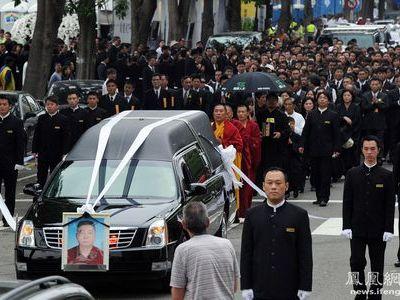 台湾マフィアの葬儀00