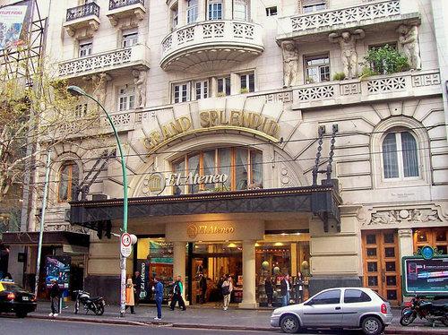世界一美しいブエノスアイレスの本屋00