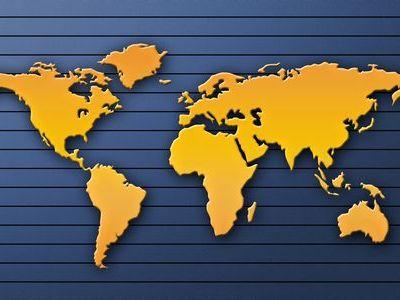 シャッフル世界地図00