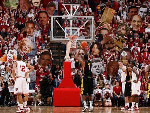 NBAのフリースロー01