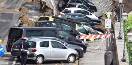 フィレンツェで洪水09