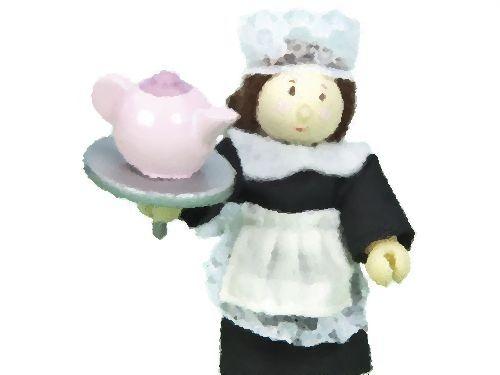 メイドが紅茶に尿を入れる00