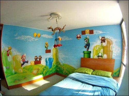 ベッドルーム02